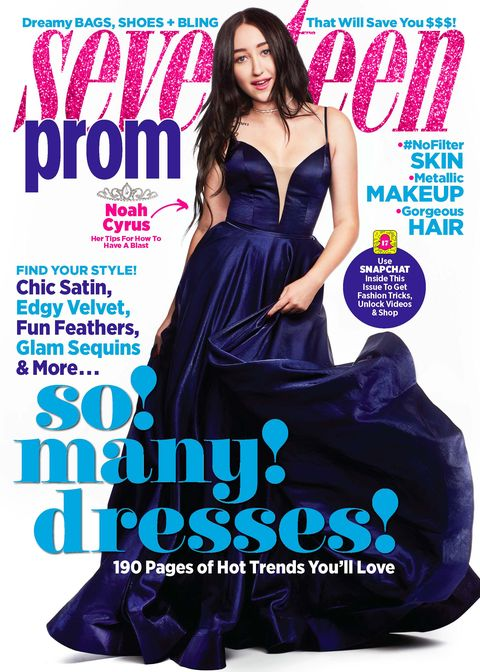 Magazine, Dress, Gown,
