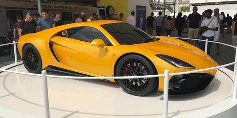 Land vehicle, Vehicle, Car, Supercar, Sports car, Auto show, Coupé, Automotive design, Mclaren p1, Mclaren automotive,