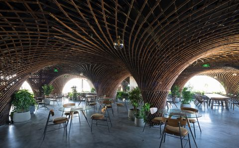 Nocenco Café, de VTN Architects.