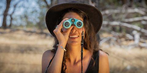 noc provisions, binoculars