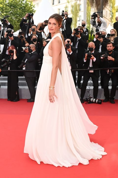 """""""tout s'est bien passe everything went fine"""" red carpet   the 74th annual cannes film festival"""