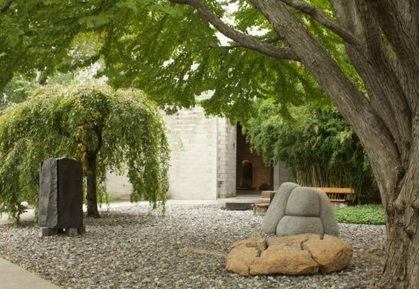 Noguchi Museum Garden, Queens
