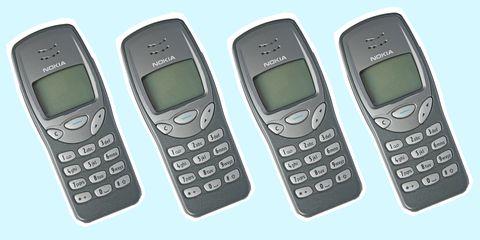 Nokia Bath Bomb