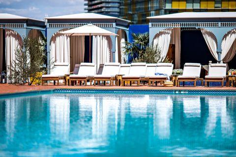 L'hotel di Las Vegas che vuole rompere lo stereotipo della città