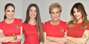 Encuesta en QMD! Isabel Pantoja, Violeta Mangriñán, Chelo García Cortés y Lidia Santos, nominadas en Supervivientes