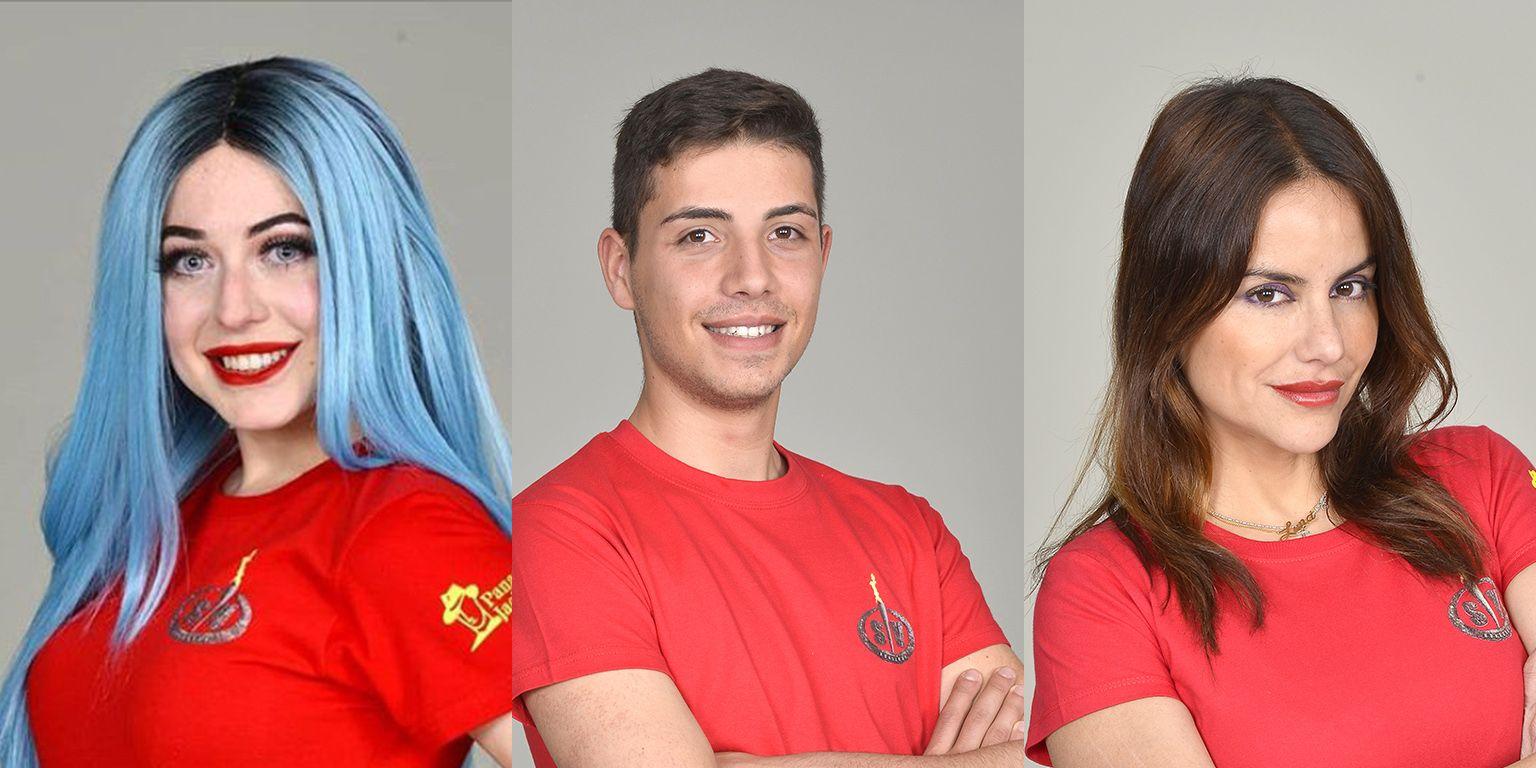 Nominados de Supervivientes: Mahi, jonathan, Mónica Hoyos. Encuesta de QMD!