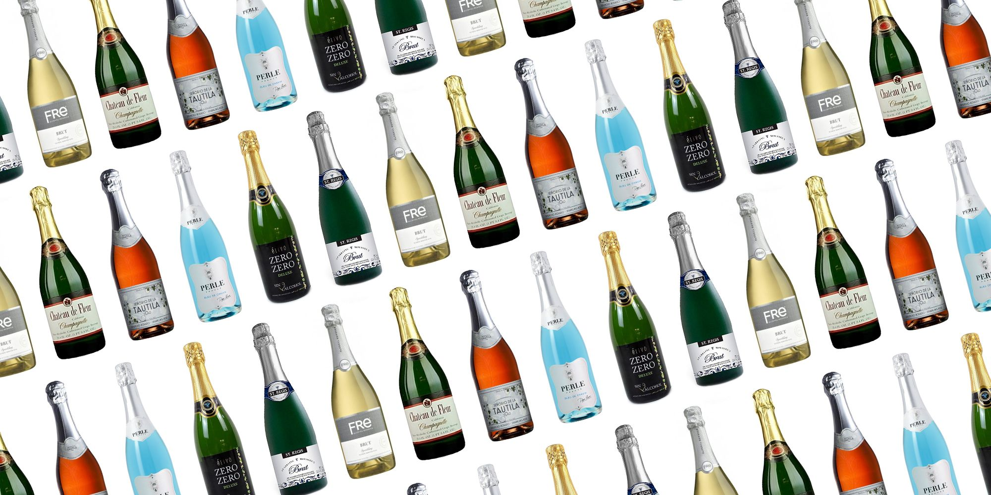 6 Best Non Alcoholic Champagnes 2019 - Top Alcohol Free