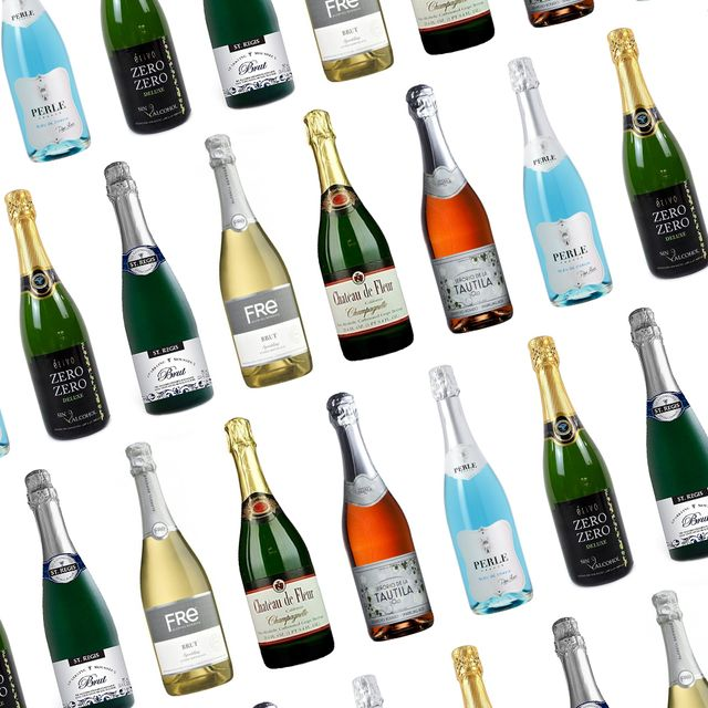 8 Best Non Alcoholic Champagnes 2020   Top Alcohol Free Sparkling Wine