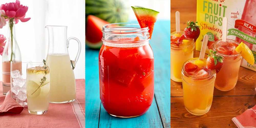 Best Non Alcoholic Summer Drinks Best Summer Drink Recipes