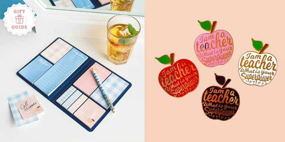 35 Non-Boring Teacher Gifts That'll Get You to the Head of the Class