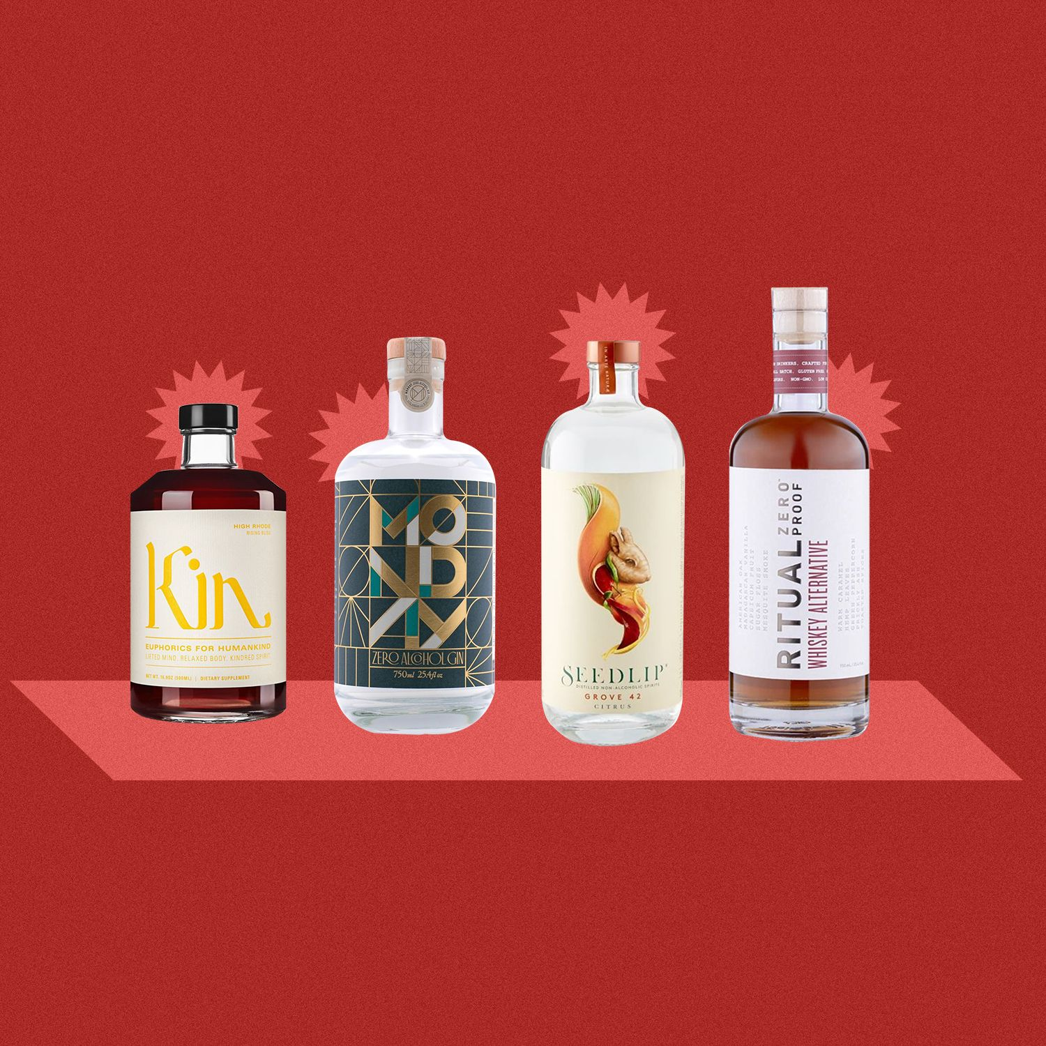 10 Non Alcoholic Spirits To Drink In 2021