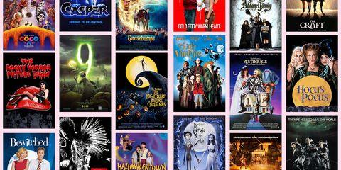non scary halloween movies