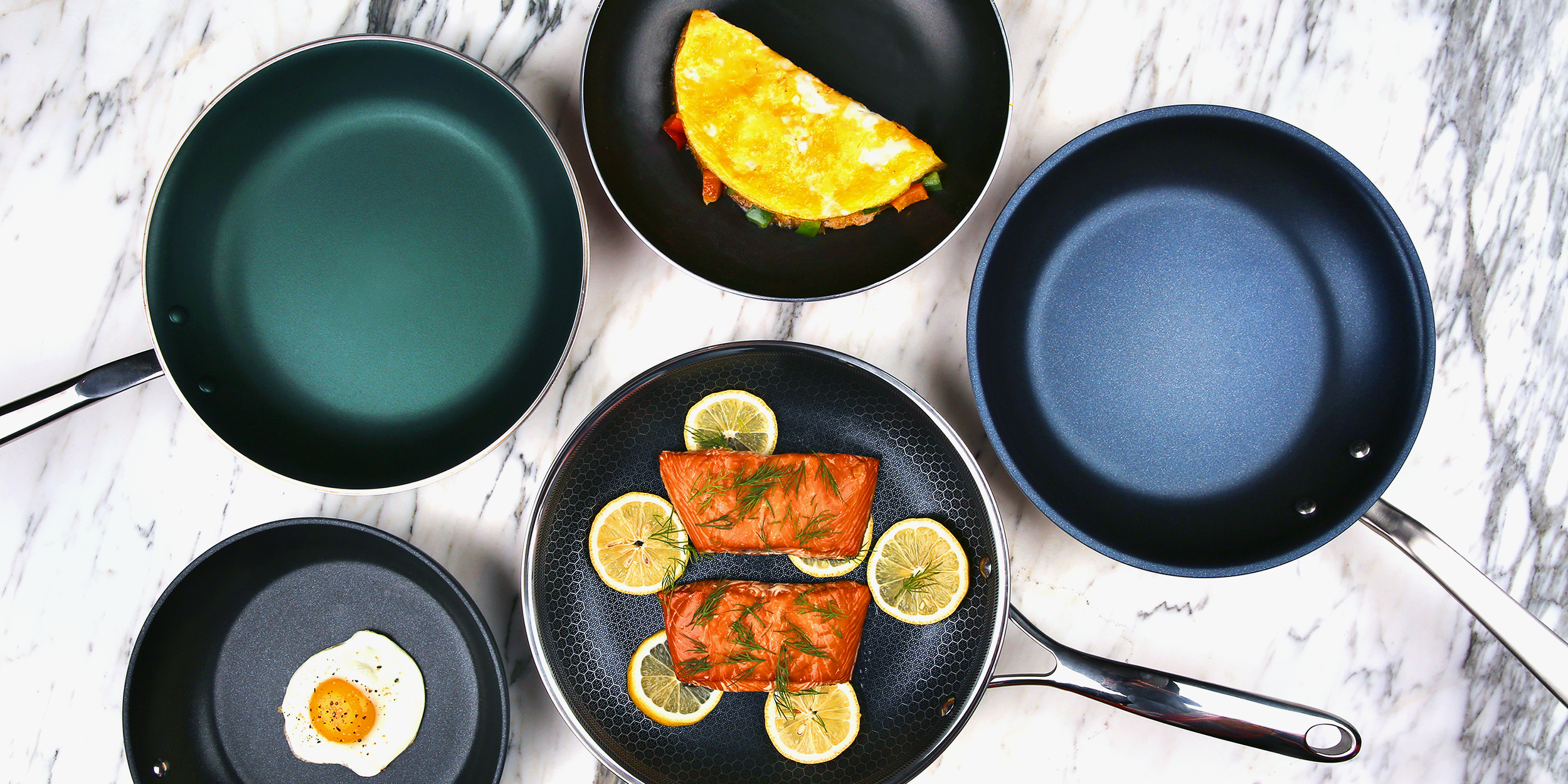 We Found the Best Nonstick Pans After Cooking Over 100 Meals