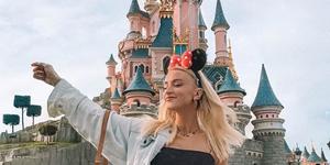 Disneyland-zangers
