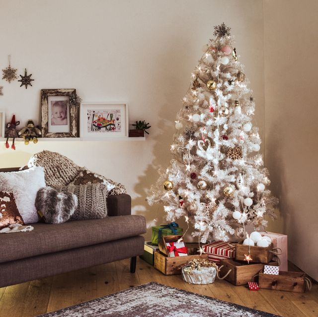 Fake Christmas Tree The Best Artificial Christmas Trees For 2020,Built In Bookshelf Ideas