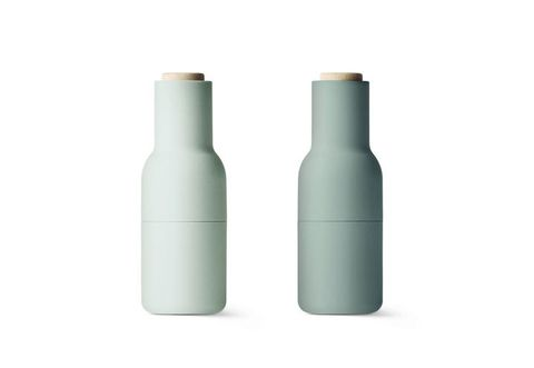 Brown, Bottle, Peach, Aqua, Teal, Turquoise, Grey, Beige, Cylinder, Home accessories,