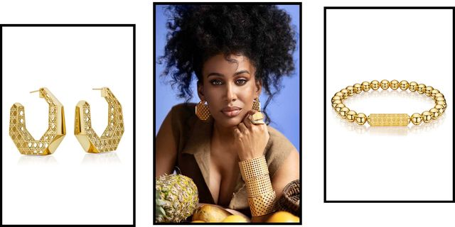 manluu founder moana luu wears manluu jewelry