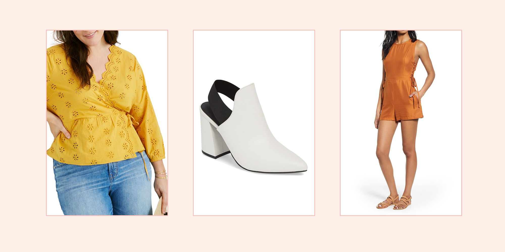 Nordstrom's Spring Sale Is Here, So Wave Goodbye to All Your Money