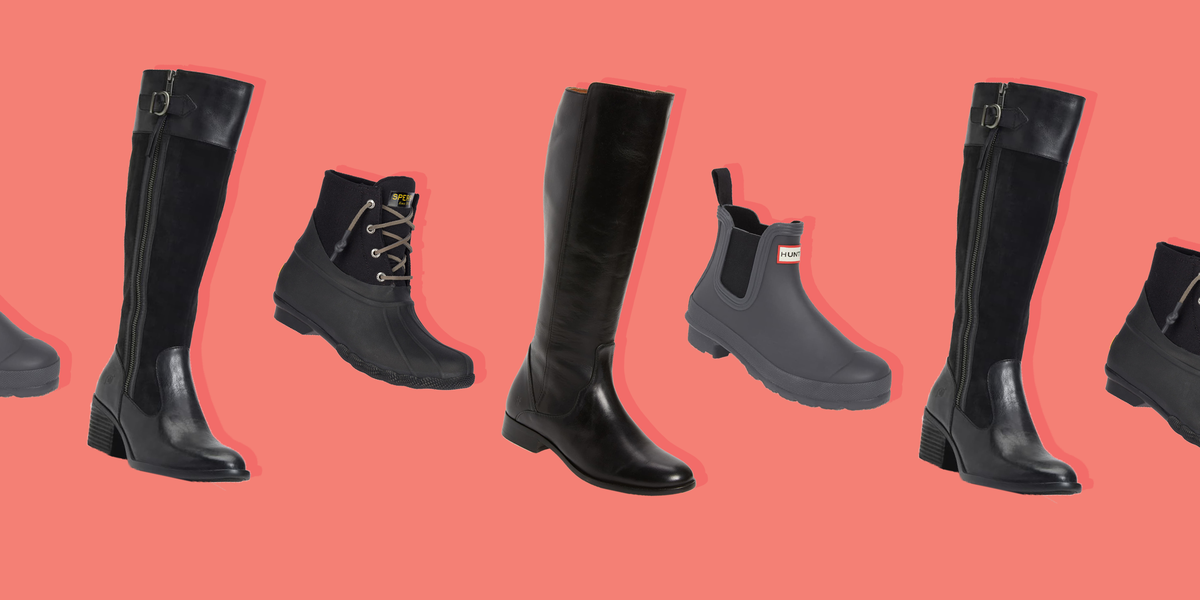 Stock Up on the Ultra-Comfy Boots of Your Dreams