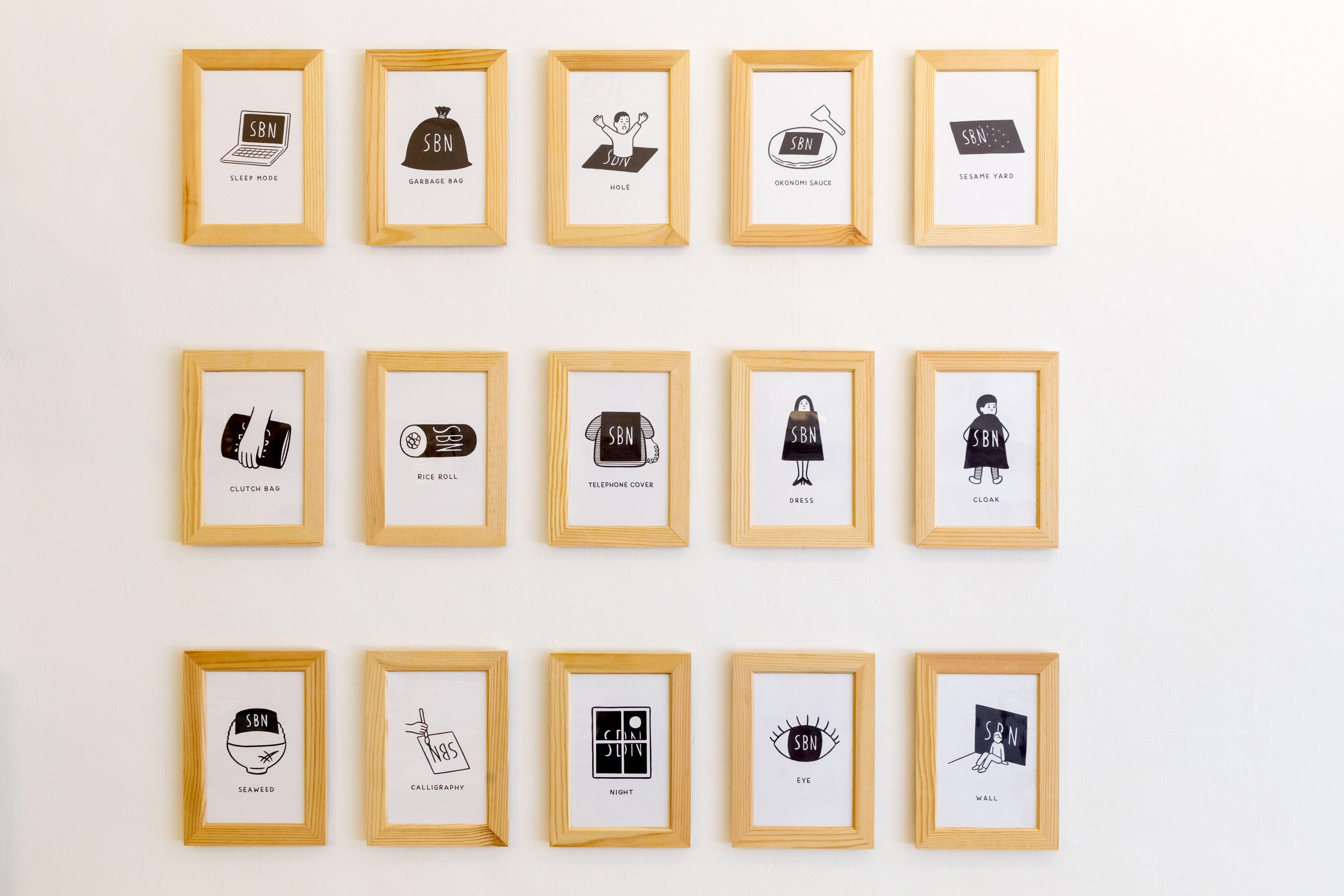 Noritake,日本插畫家,日本藝術家,插畫家,插畫設計,朋丁展覽,插畫展,台北展覽,展覽推薦,展覽空間,NewBalance,TheBigIssue
