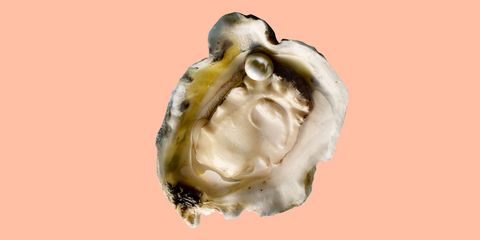 Oyster, Bivalve, Pearl,