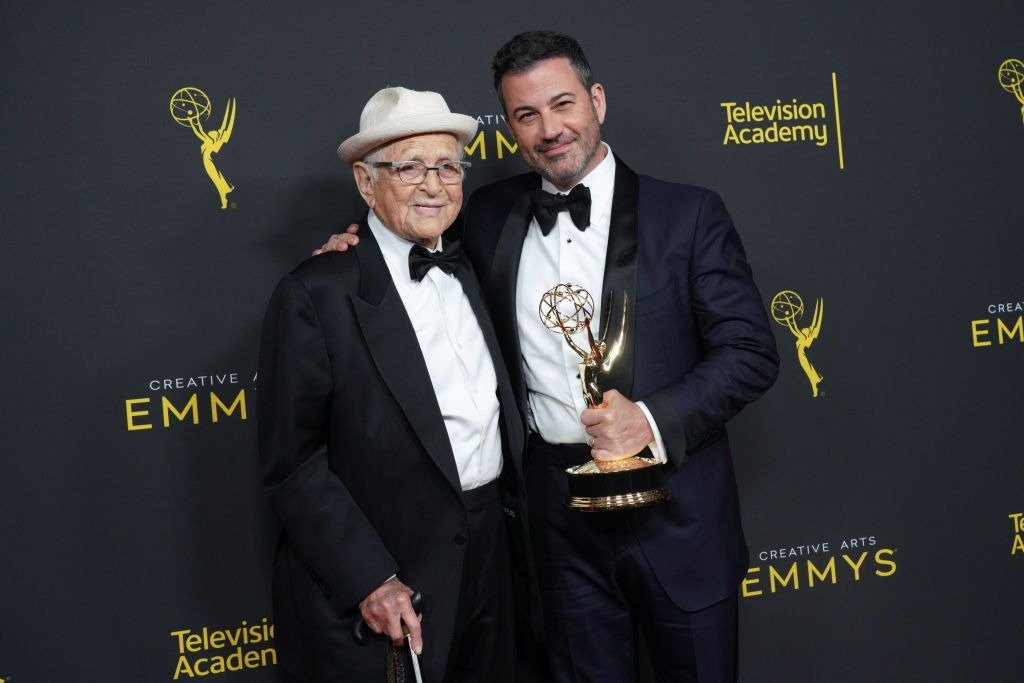 Norman Lear is Now the Oldest Person Ever to Win an Emmy