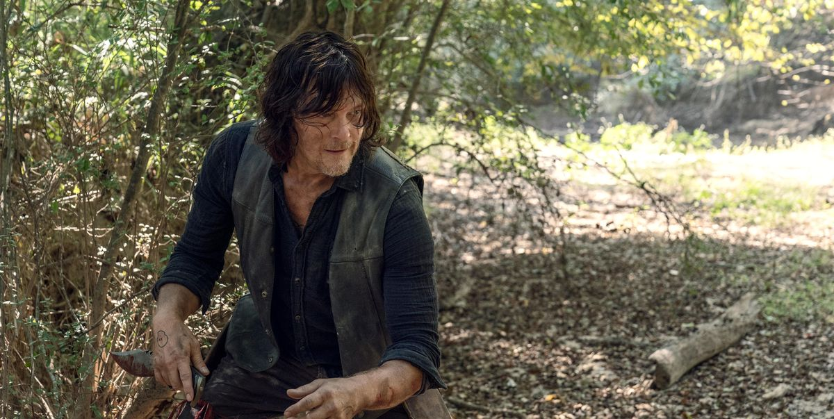 The Walking Dead's Norman Reedus compares season 10 finale to Game of Thrones