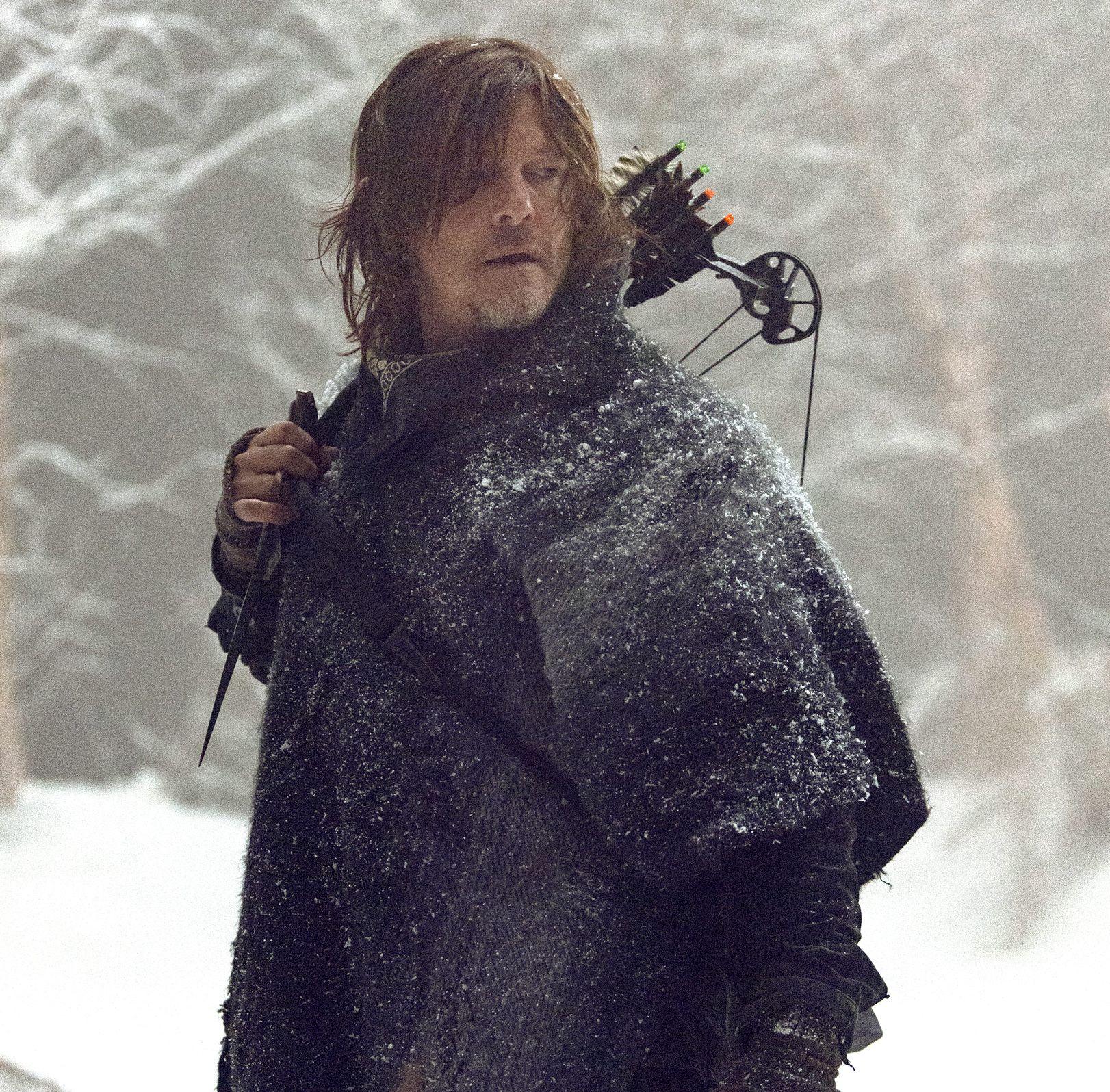 The Walking Dead's Norman Reedus confirms filming has begun on season 10