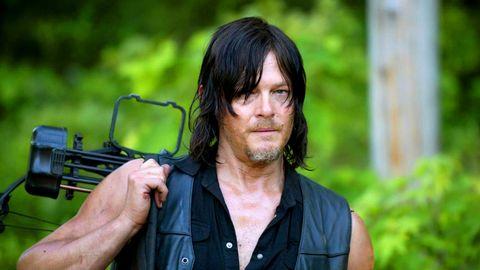 The Walking Dead Norman Reedus final temporada 9