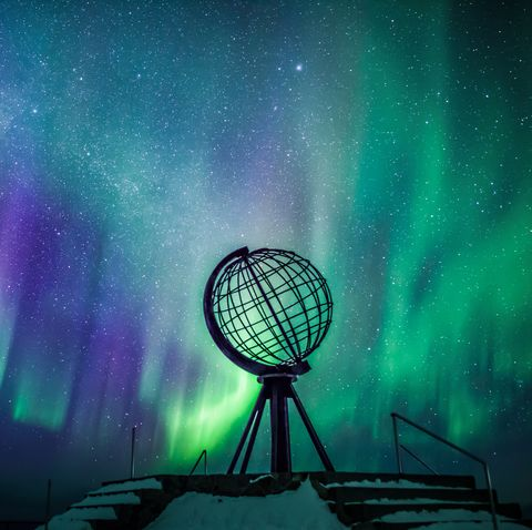 2020 holidays: Northern Lights in Norway