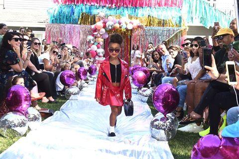 Event, Pink, Fashion, Purple, Festival, Party, Magenta, Crowd, Child, Fête,