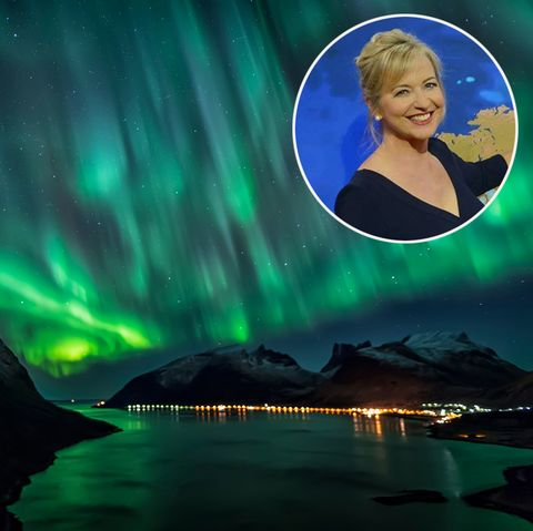Carol Kirkwood BBC weather presenter to join Norway cruise in 2020