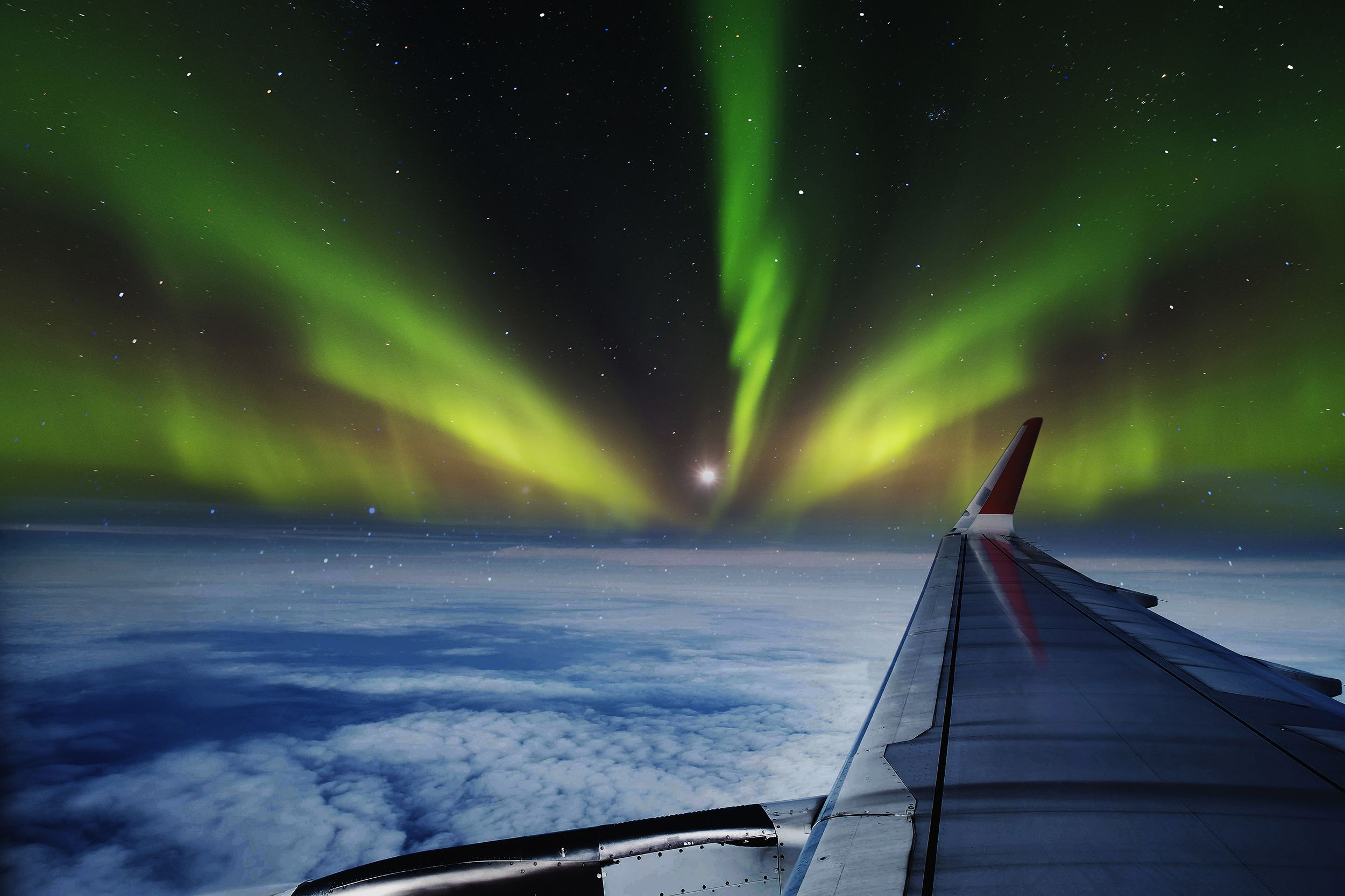 This is the coolest way to see the Northern Lights this winter