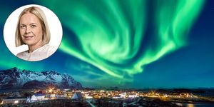 Northern Lights holiday with Mariella Frostrup