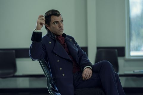 Sitting, Standing, Fashion, Photography, White-collar worker, Outerwear, Room, Jacket, Suit, Black hair,