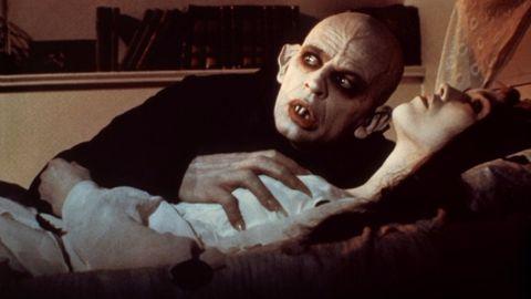 klaus kinski en nosferatu vampiro de la noche
