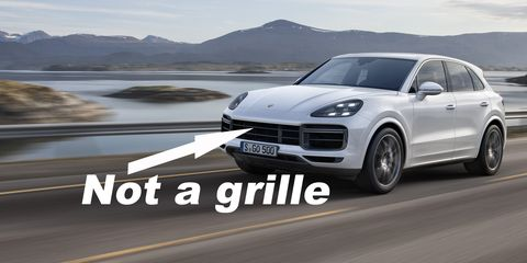 Here S Why No Porsche Has Ever Had A Grille