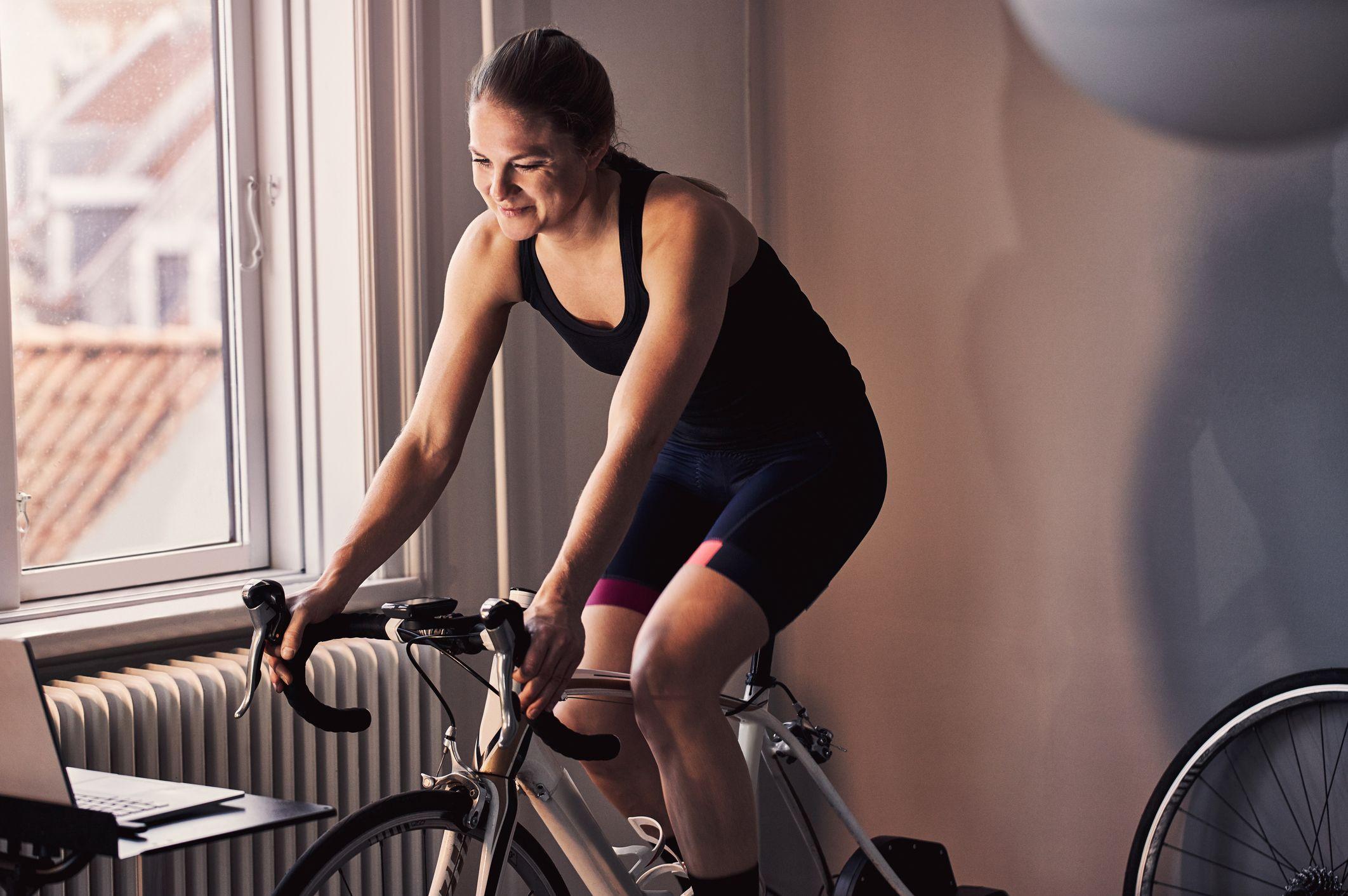 Indoor Cycling Workouts | Indoor
