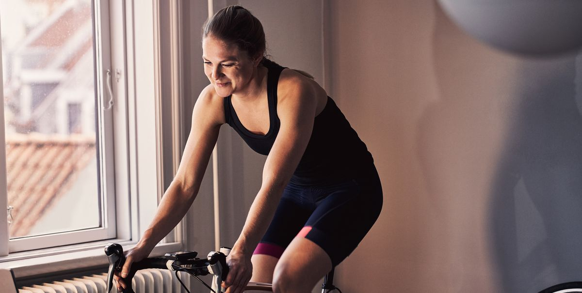 3 Indoor Trainer Workouts That Are Anything But Boring