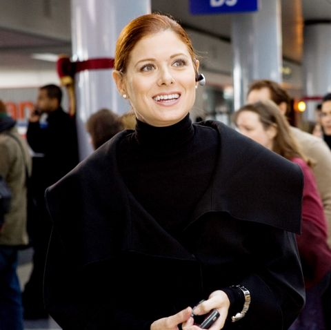debra messing in nothing like the holidays