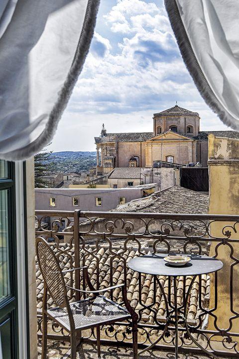 Noto, hotel Seven Rooms Villadorata
