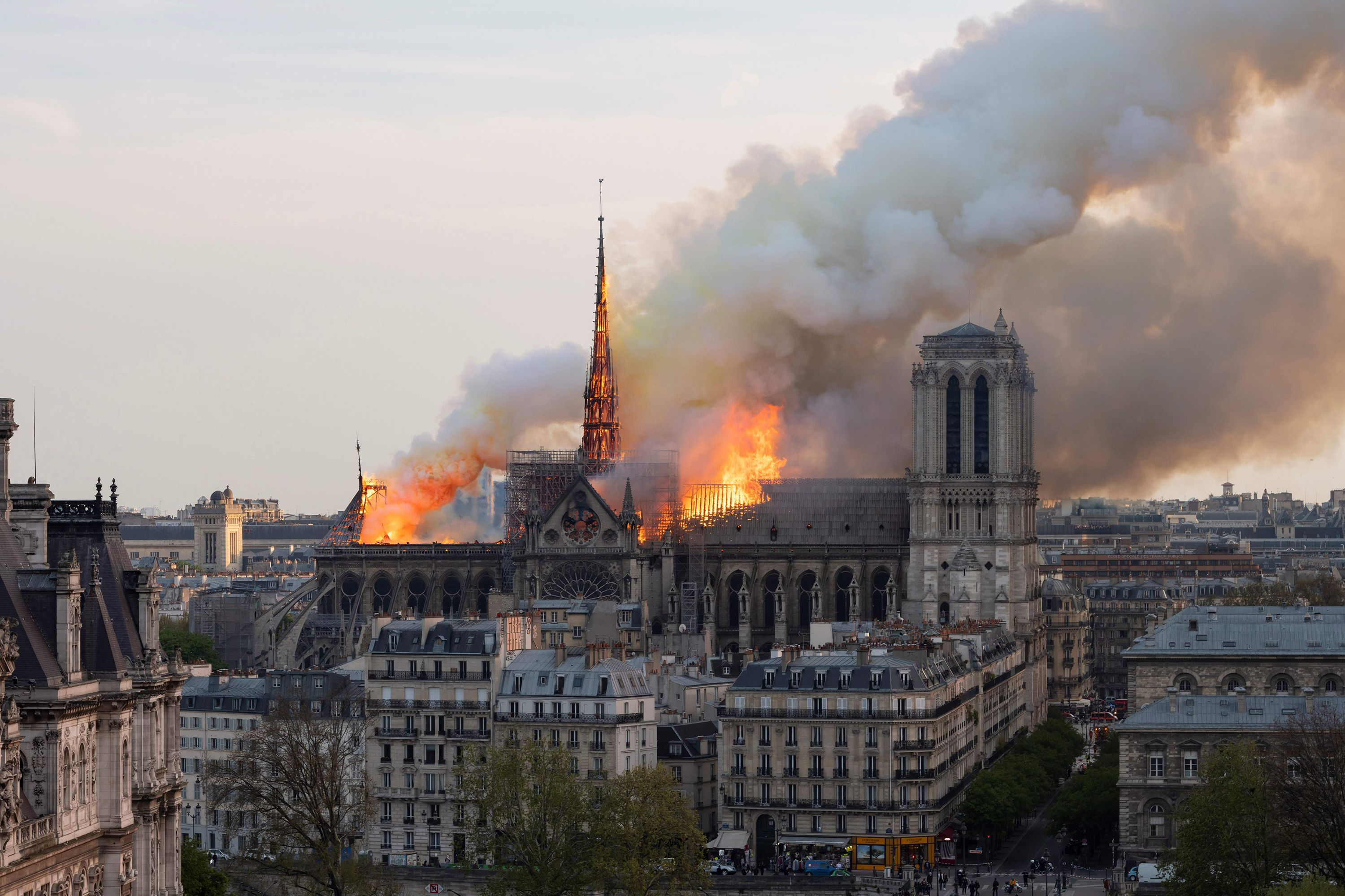 International competition launched to find architect to rebuild Notre Dame