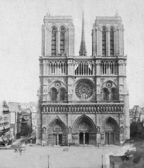 Why Notre Dame Cathedral Will Never Be Restored To It S Original State