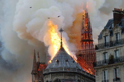 Fire, World, Metropolis, Vehicle, Flame, Building,