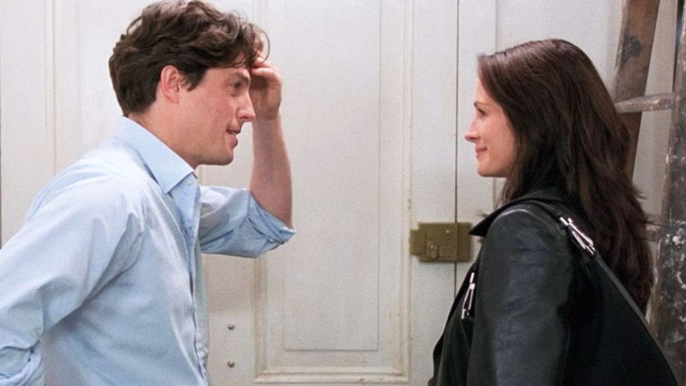 <i>Notting Hill</i> Is a Rom-Com About the Joy of Staying at Home