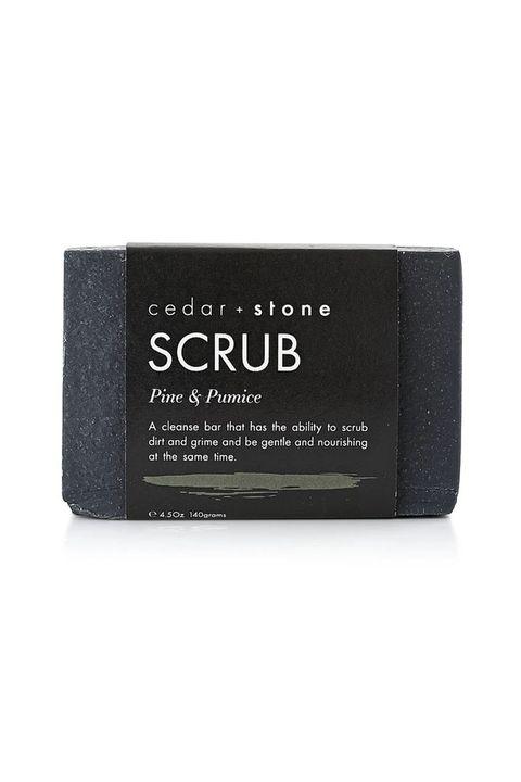 nourished natuurlijke scrub