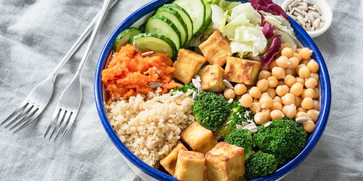 The Healthiest Way to Go Vegan If You Want to Lose Weight