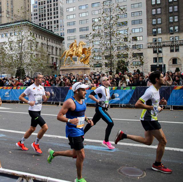 marathon running boosts cognition and vision