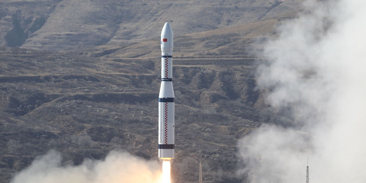 China Has Launched the World's First 6G Satellite. We Don't Even Know What 6G Is Yet.