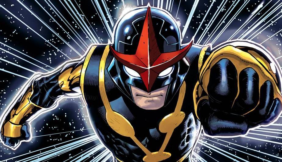 Vengadores Endgame Aparece Nova Batalla Final - Marvel